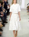 Michael Kors SS 2016 NYFW access to view full gallery. #MichaelKors #nyfw15
